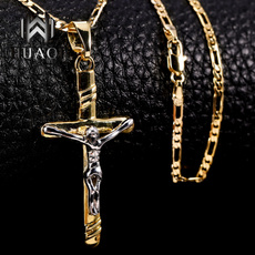 churchjewelry, Stainless Steel, gold, women necklace