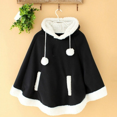 cute, Fashion, girlcutecloak, cloakcoat