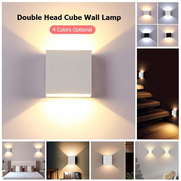 cubelamp, Head, moderndecorationstyle, led