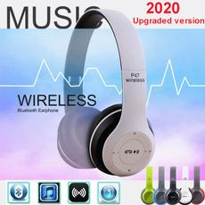 Headset, p47bluetoothheadphone, Earphone, bluetooth headphones