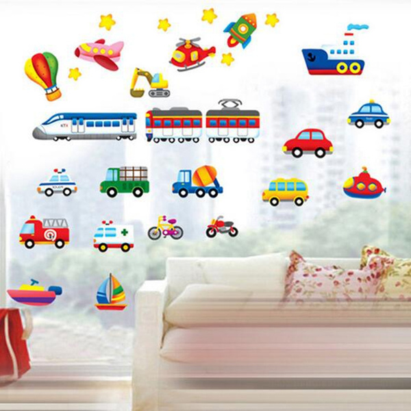 PVC wall stickers, Decor, homewallsticker, Wall Design Stickers