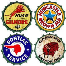 Vintage, Decor, Beer, Classics