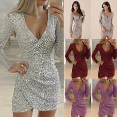 Mini, Club Dress, dress slim, clubwear