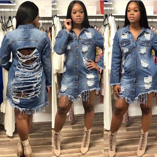 Jeans, Shorts, Long Sleeve, Coat