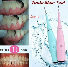 sonic, dentalcalculusremover, teethwhitening, Electric