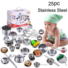 Steel, Playsets, kitchentoy, Toy