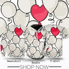 Heart, Heart Shape, Fashion, Shirt
