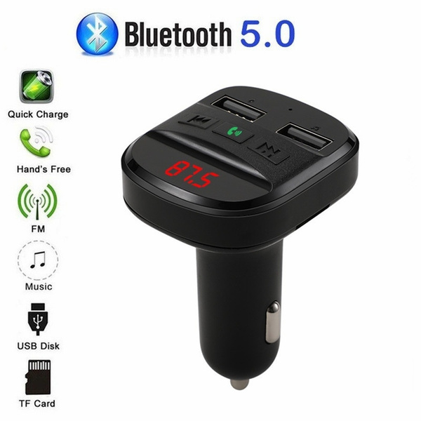 Transmitter, Bluetooth, Hands Free, charger