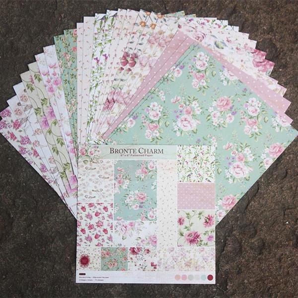 rosecraftpaper, art, vintagepaper, scrapbookpad