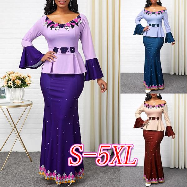 printeddres, Sleeve, highwaistdres, plus size dress