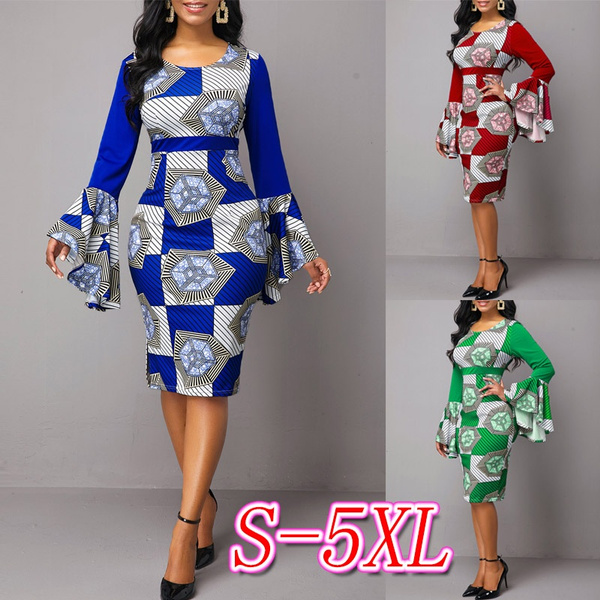 roundneckdres, Sleeve, highwaistdres, plus size dress