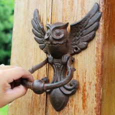 Antique, Owl, brasshandle, Handles