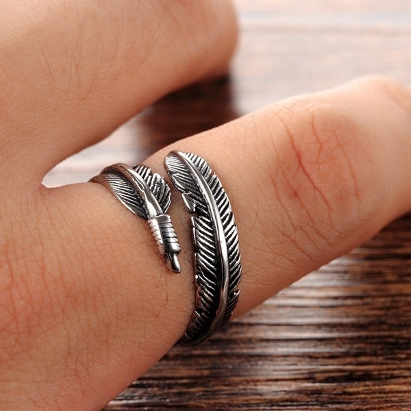 925 sterling silver, Jewelry, Silver Ring, retro ring