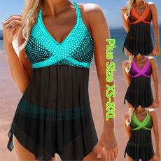 Shorts, women beachwear, Plus Size Swimwear, women swimsuit