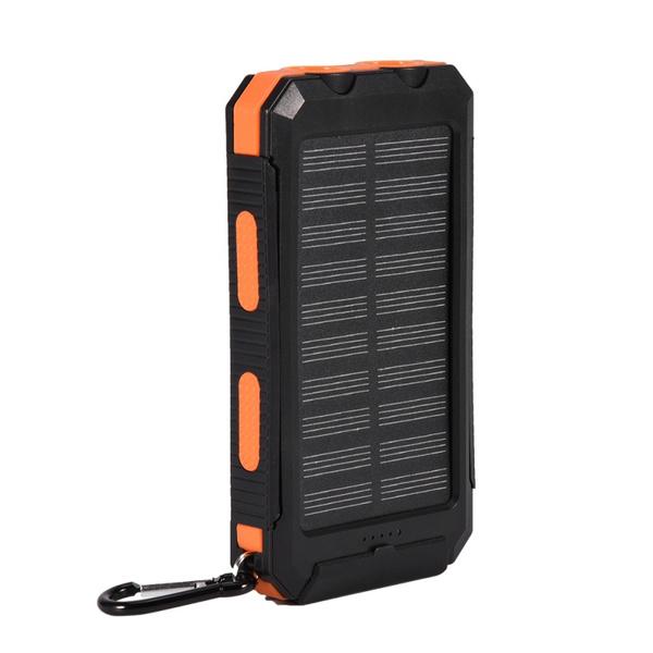 case, powerbankdualusb, Mobile Power Bank, Solar