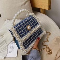 woven, wovenbag, Fashion, Chain