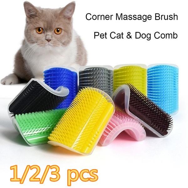rubbingbrush, catscomb, Cleaning Supplies, petcomb