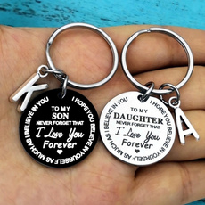 School, Key Chain, Jewelry, keychainring
