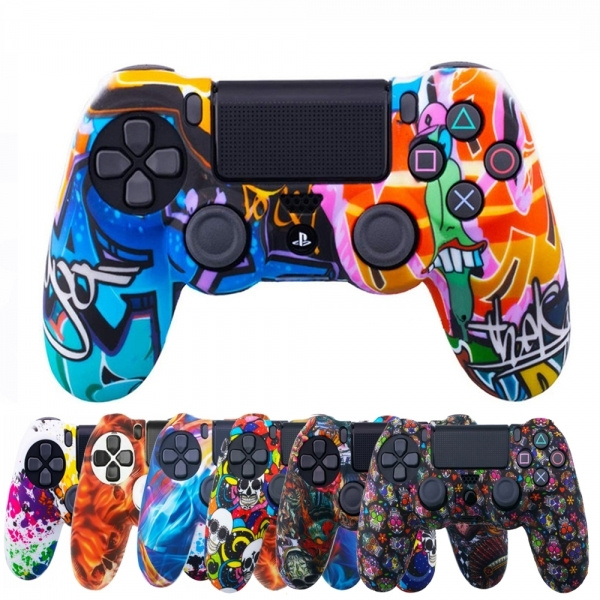 antislipcontrollercover, caseforps4, Video Games, Silicone