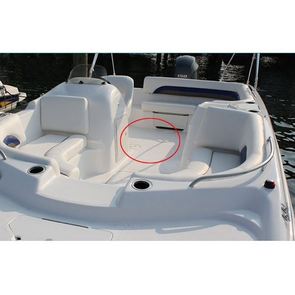 Speedboat inspection hole round deck hatch marine yacht accessories