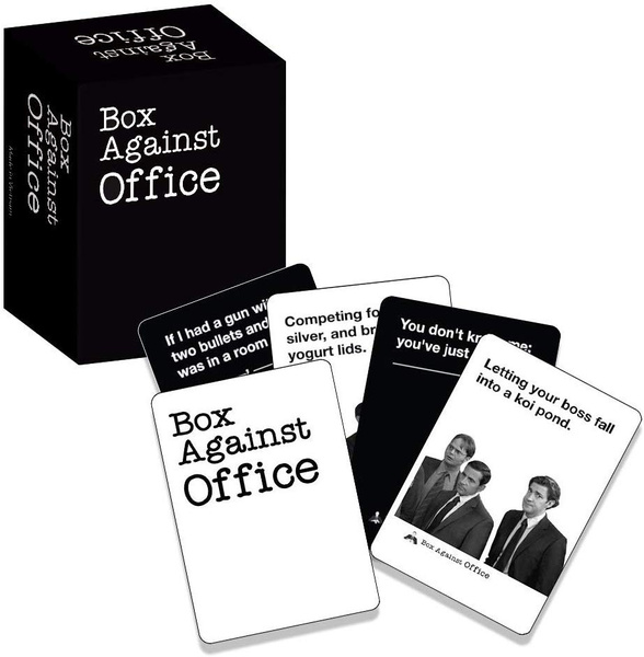 Box, Funny, partygame, card game