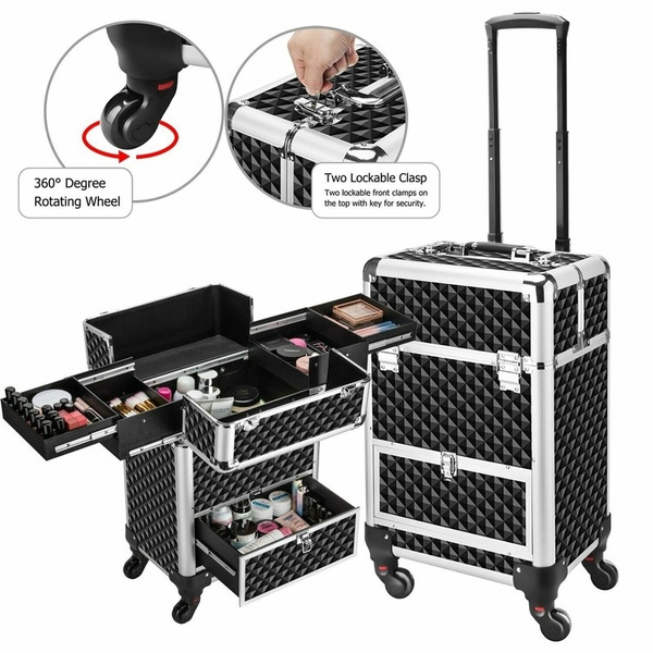 case, trolleycase, Beauty, makeuptrolleycase