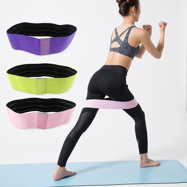 Yoga, resistancehipband, sportfitnes, legbandforhip