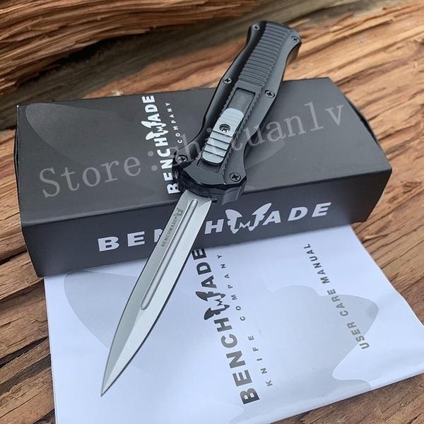 weightbench, otfknife, knifeshunting, benchmade