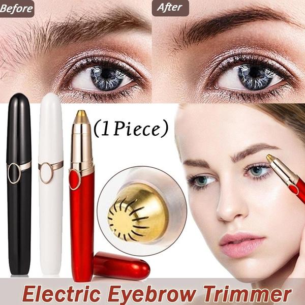 Mini, eyebrowtrimmer, Makeup, eye