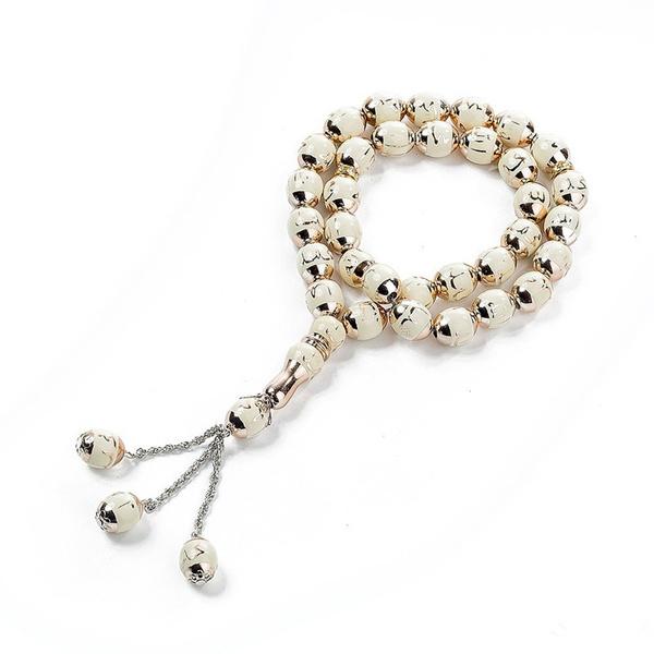 religiousrosary, Charm Bracelet, tasbihprayerbead, Jewelry