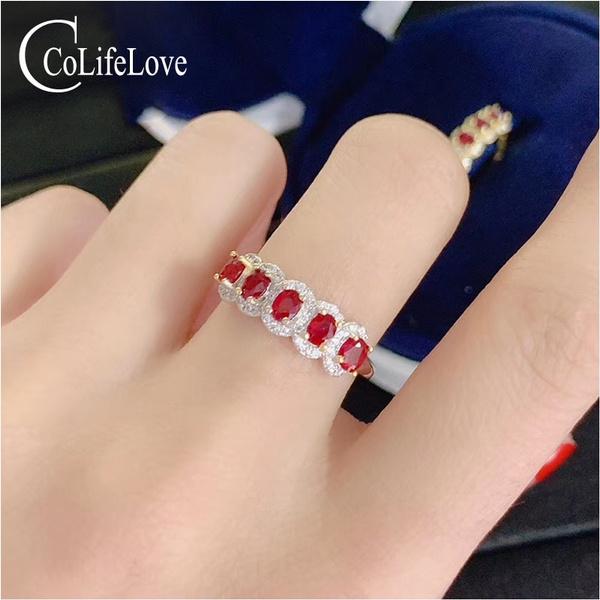 silverrubyring, Fashion, Gifts, Silver Ring