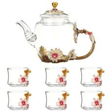 chineseteacup, Flowers, Decoración de hogar, chineseteaset