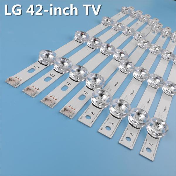 Lg, led, for42, 8lamp