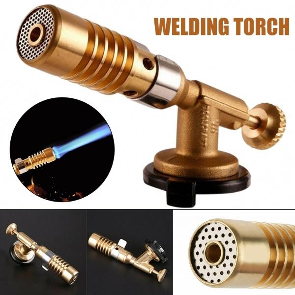 Brass, gasturbotorch, Head, industrialsoldering