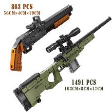 Toy, toygun, Shotgun, sniperrifle