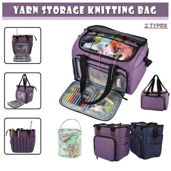 knittingstoragebag, Knitting, yarnstoragebag, Gel