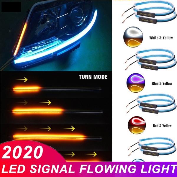 carsignallight, LED Strip, flowamber, turnsignal