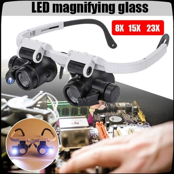 ledmagnifier, led, Jewelry, binoculare