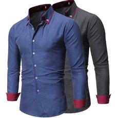 Fashion, Cotton Shirt, Spring/Autumn, fashion shirt