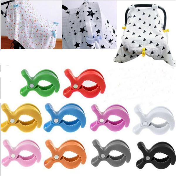 plasticblanketclip, pramhook, babycart, multicolorpramhook