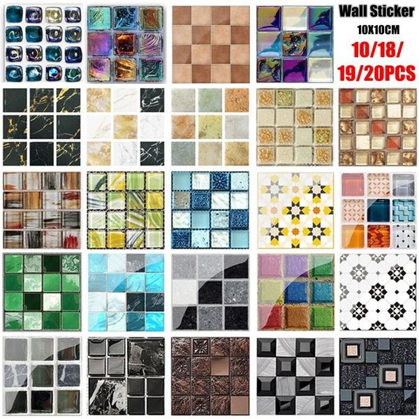 mosaic, moistureproof, Kitchen & Dining, kitchendecoration