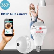 360degree, ipcamerawifi, panoramicbulb, lights