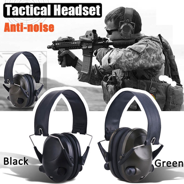 Headset, Hunting, Military, tacticalheadset