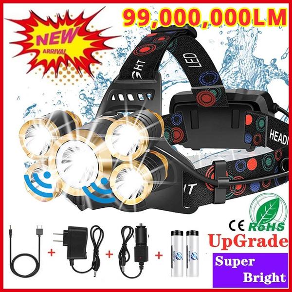 outdoorcampingaccessorie, LED Headlights, t6headlamp, camping