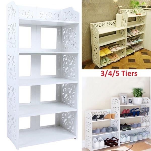 Box, Halter, shoestoragerack, Home & Living