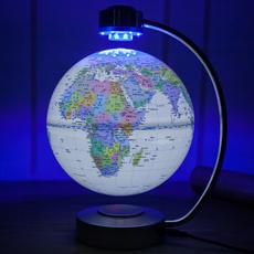 decoration, led, Regalos, worldmap