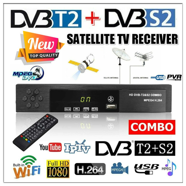 satellitesignal, Box, Satellite, tvreceiver
