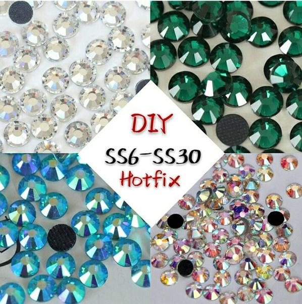 decoration, irononrhinestone, dmc, irononcrystal