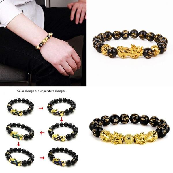 Charm Bracelet, Beaded Bracelets, Jewelry, luckybracelet