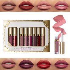 liquidlipstick, Lipstick, lipgloss, Waterproof